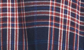Navy Blazer Magic Tartan swatch image