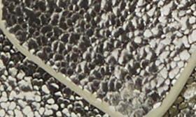 Nickel Metallic Leather swatch image
