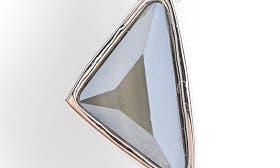 Rhodium/ Crystal swatch image