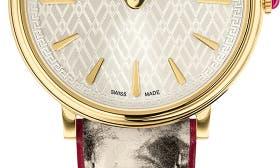 Snake/ White/ Gold swatch image