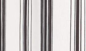 Black/ White Stripe swatch image