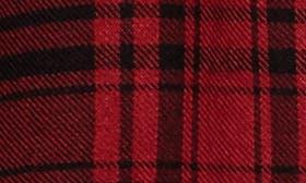Scarlett Red/ Black Plaid swatch image