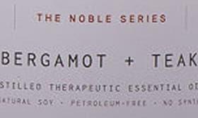 Bergamot And Teak swatch image
