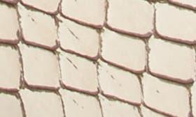 Ceramic Print Leather swatch image