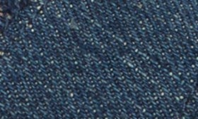 Mid Blue Frayed Denim swatch image