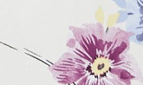 White Floral Combo swatch image