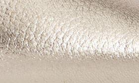 Soft Platinum Leather swatch image