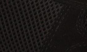 Black Suede/ Mesh swatch image