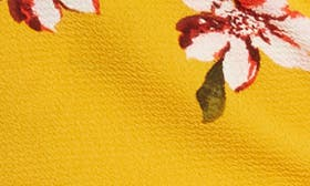 Mustard Floral swatch image