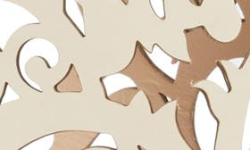 Ivory Leather swatch image