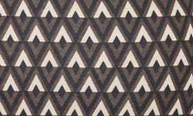 Black Triangle Print swatch image