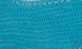 Aquamarine Leather swatch image