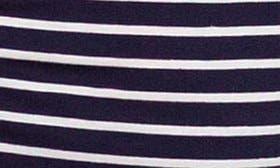 Navy/ White Stripe swatch image