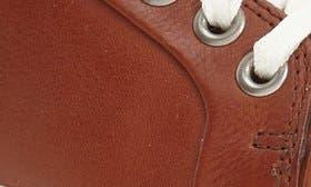 Mahogany Leather swatch image