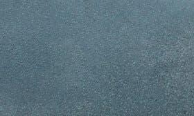 Mallard Blue Nubuck Leather swatch image
