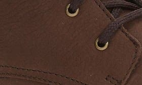 Brown Tumbled Nubuck Leather swatch image