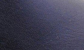 Midnight Blue Leather swatch image
