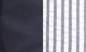 Navy/ Seersucker/ Navy swatch image