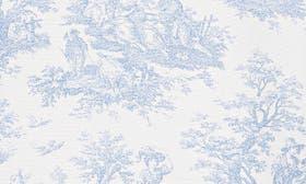 Toile De Jouy Dusty Blue swatch image