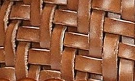 Saddle Weave Leather swatch image