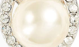 Ivory Pearl / Silver swatch image