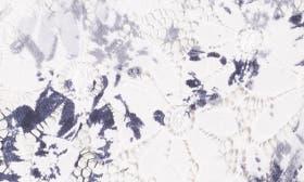 Ivory/ Navy swatch image