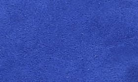 Nautical Blue Suede swatch image
