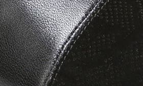 Ash Perforated Suede swatch image