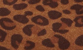 Tan Leopard Fabric swatch image