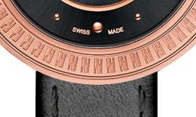 Black/ Black Mop/ Rose Gold swatch image