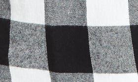 Black/ White Buffalo Plaid swatch image