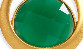 Green Onyx/ Gold swatch image