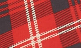 Brilliant Red Plaid swatch image