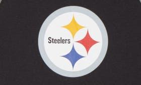 Black/ Steelers swatch image