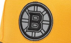 Bruins/ Gold swatch image