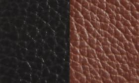 Black/ Dark Cuoio swatch image
