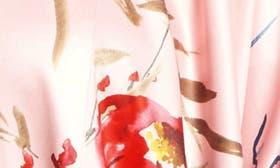 Pink Fantasy Garden Print swatch image