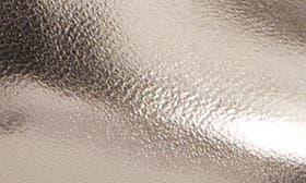 Pewter Faux Leather swatch image
