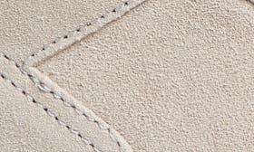 Light Stone Suede/ Leather swatch image