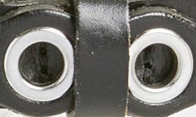 Black/ Pol Nickel swatch image