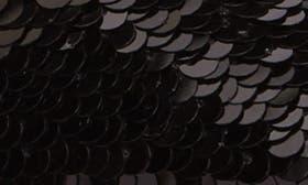 Black Sequin Fabric swatch image