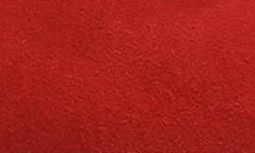 Candy Red Suede swatch image