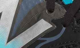 Black/ Blue swatch image
