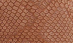 Blush Embossed Suede swatch image