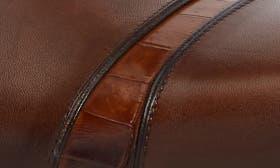 Cognac/ Camel Leather swatch image