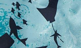 Swarming Sharks swatch image