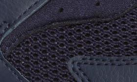 Obsidian/ Gym Blue swatch image