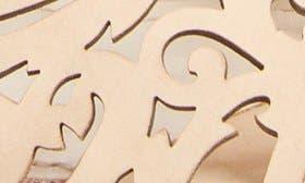 Nude Nubuck Leather swatch image