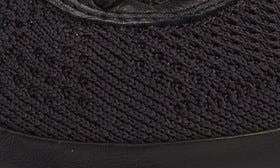 Black Knit swatch image