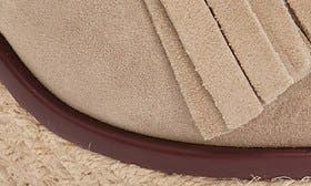 Soft Tan Kid Suede swatch image